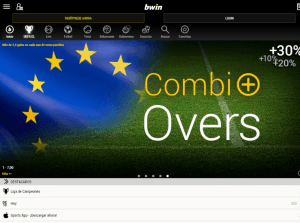 bwin version ios tableta 7