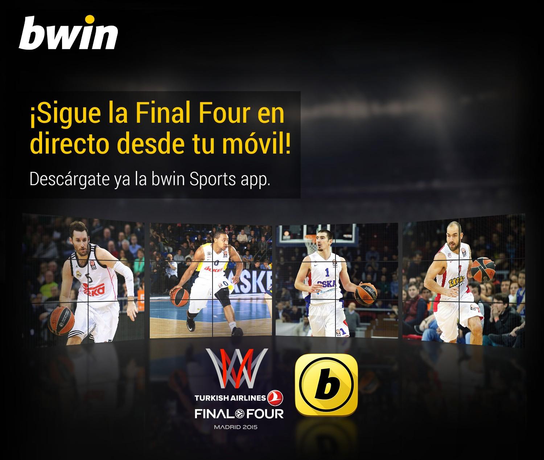 BWIN_La Final Four en tu móvil