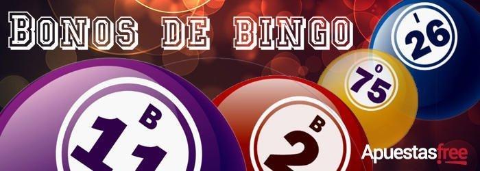 bonos de bingo
