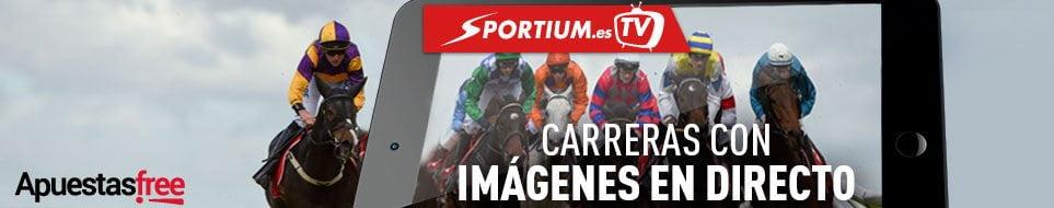 ver y apostar a las carreras de caballos en sportium