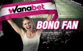 wanabet bono Fan
