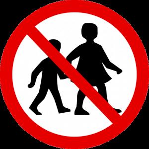 prohibido-niños