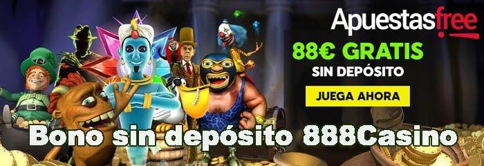 casino sin depósito 888casino