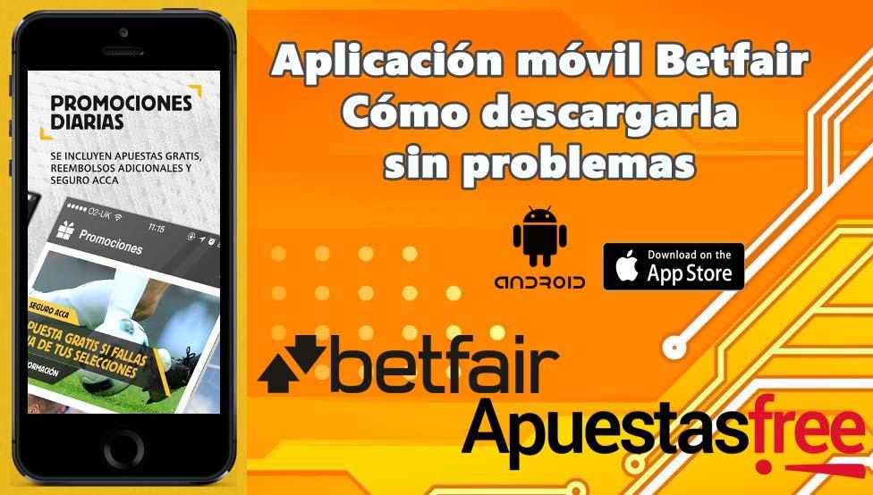 Descargar App Betfair