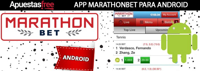 app marathonbet android