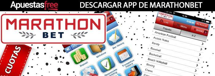 descargar app marathonbet