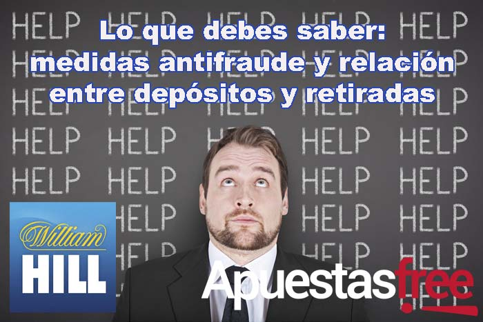 Métodos de pago en William Hill