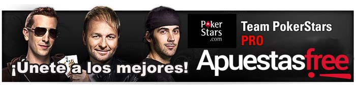 bono pokerstars, equipo pokerstars