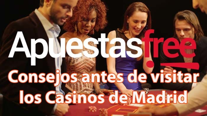 consejos casino de madrid