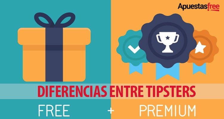 DIFERENCIAS ENTRE TIPSTERS FREE Y TIPSTERS PREMIUM