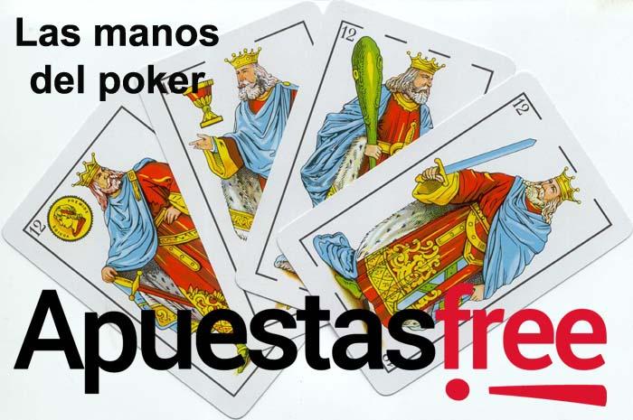 jugar al poker con baraja española