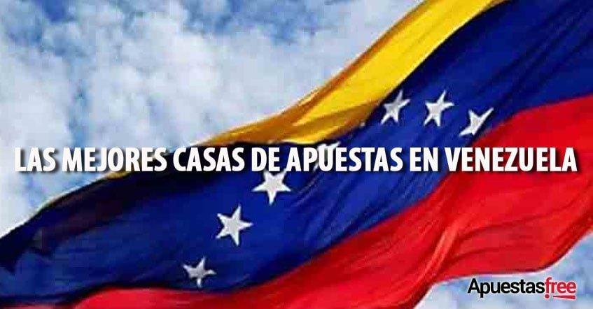 las mejores casas de apuestas deportivas online en Venezuela