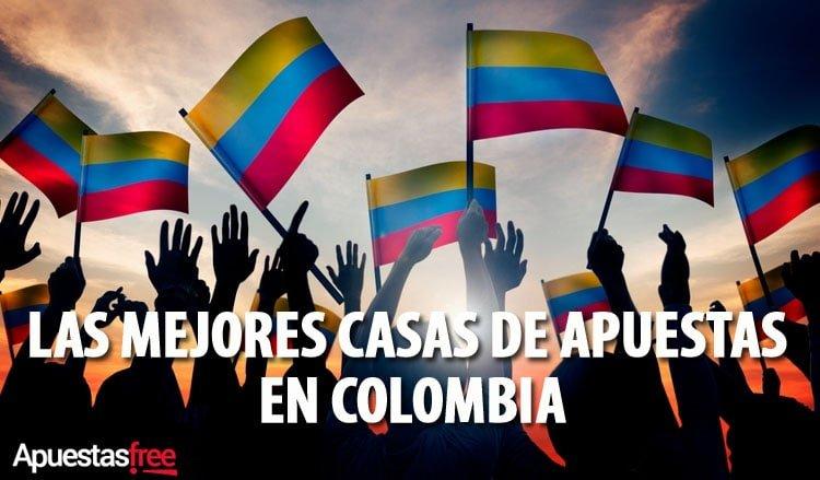 Las mejores casas de apuestas en Colombia, legales
