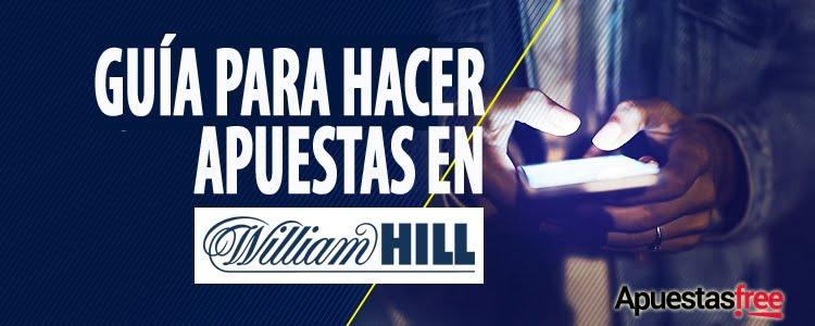 C mo apostar en la casa de apuestas william hill apuestasfree - Casa de apuestas william hill ...