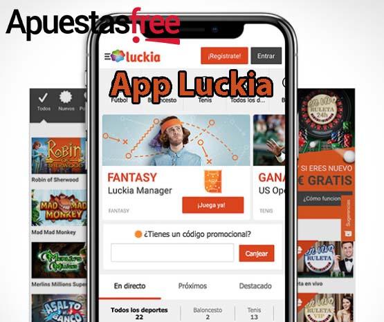 app de luckia
