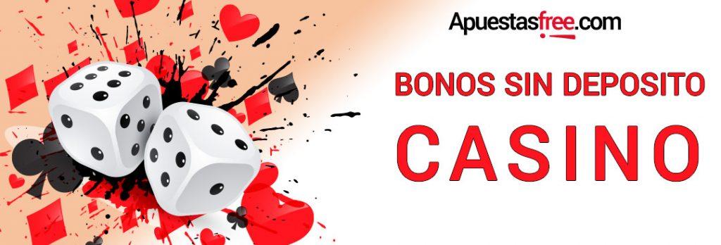 CASAS DE CASINOS SIN DEPOSITO CON BONO