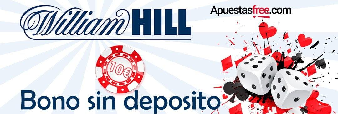 Bono Sin Deposito William Hill