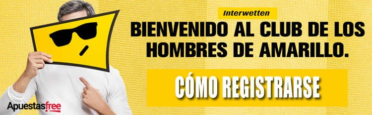 REGISTRARSE EN INTERWETTEN