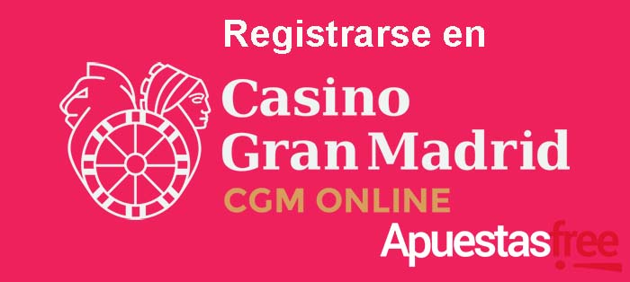 registrarse casino gran madrid