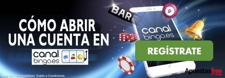 codigos casino de canalbingo