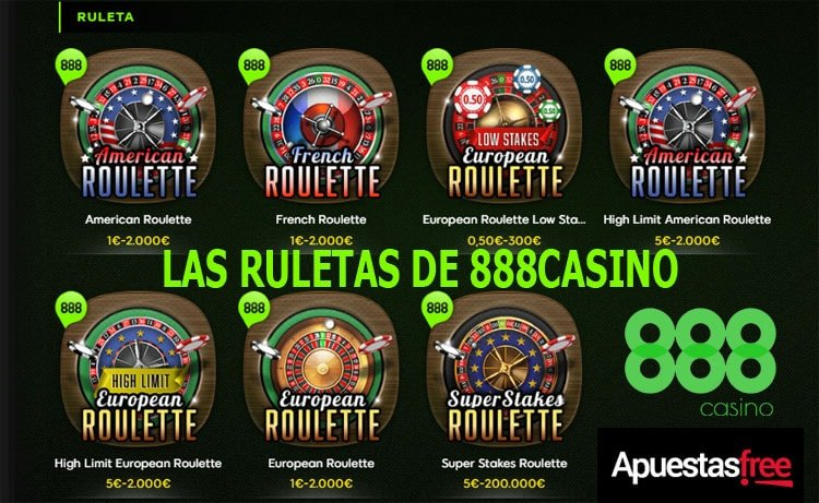 ruletas 888casino