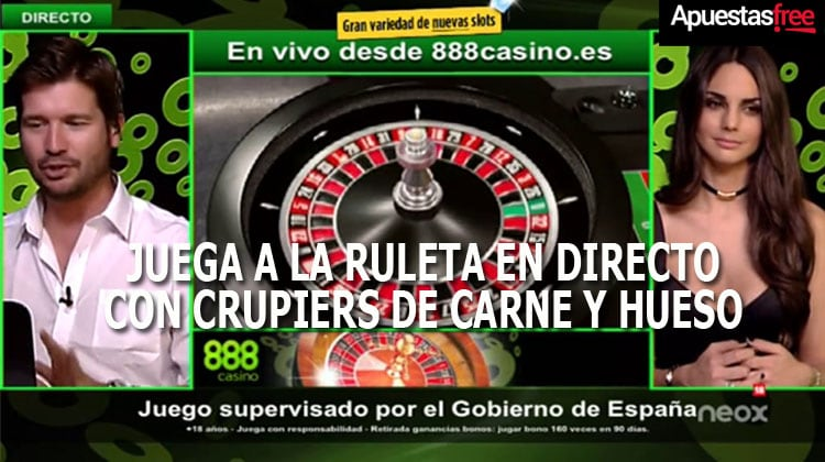 RULETA EN VIVO, RULETAS 888CASINO