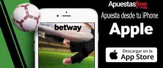 descargar app betway apuestas