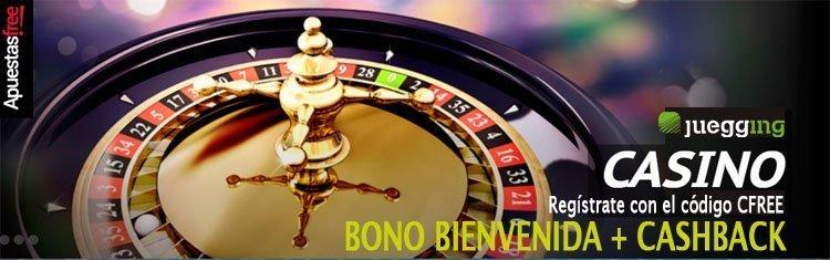 codigo en promocion de casino  de juegging