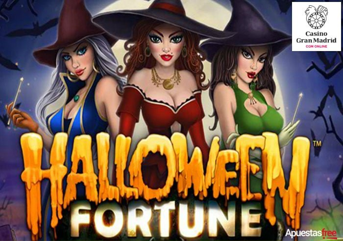 Halloween fortune casino gran madrid