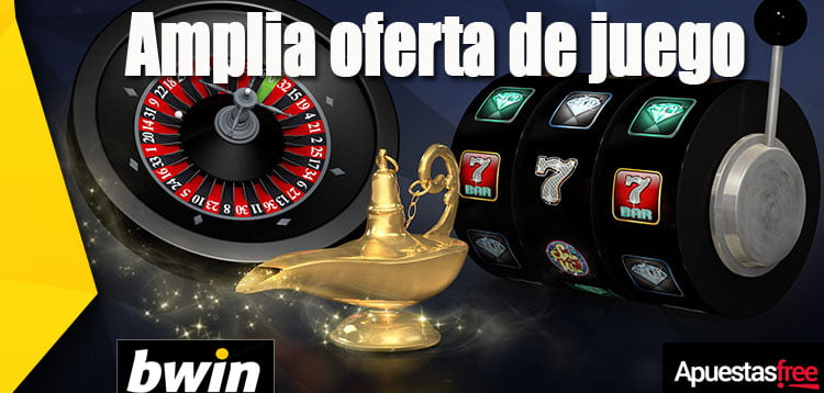 razones para jugar en Bwin Casino
