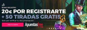 Bono sin depósito Casino Gran Madrid