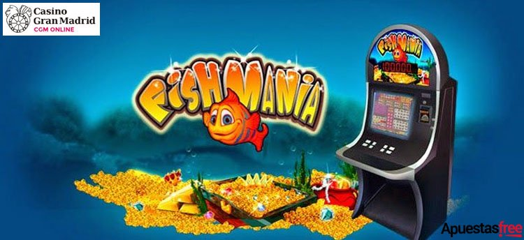 video bingo casino gran madrid fishmania