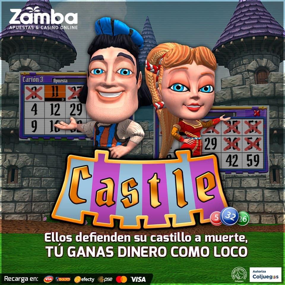 Zamba bono casino para Colombia