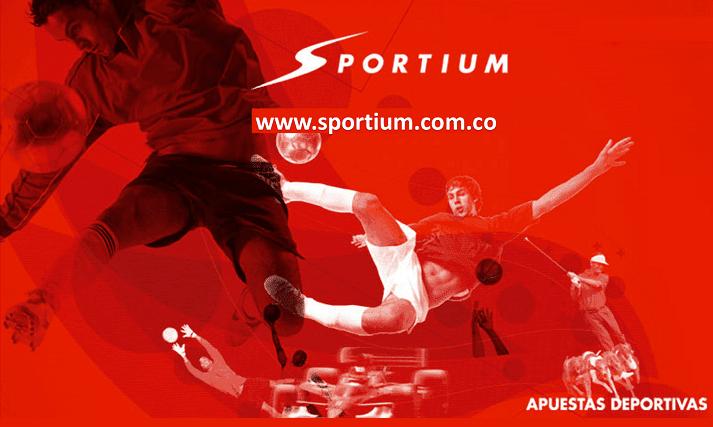 Imágen de Sportium para Colombia