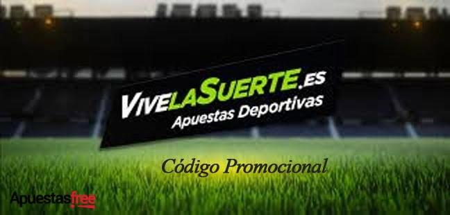 Código promocional de ViveLaSuerte