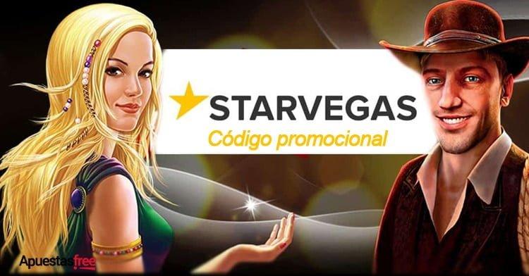 código promocional de StarVegas