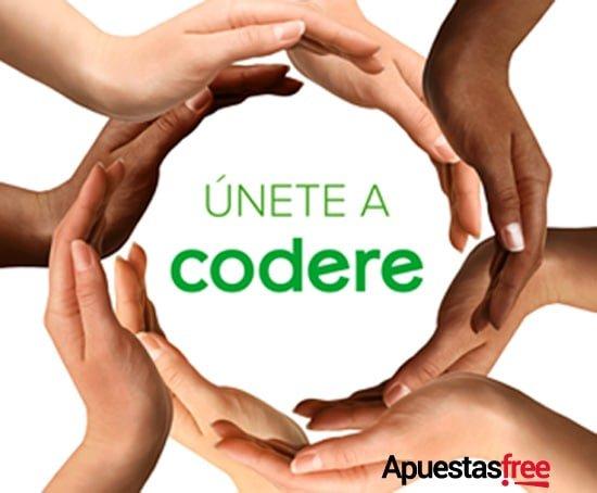 código promocional de Codere