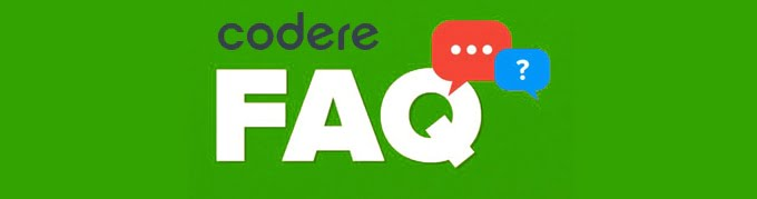 Codere FAQ