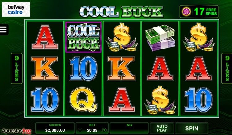slot cool buck betway casino