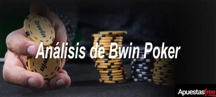análisis bwin poker