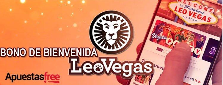 bono leovegas casino