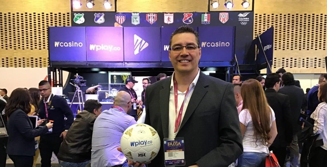 Red de casinos de Wplay Colombia