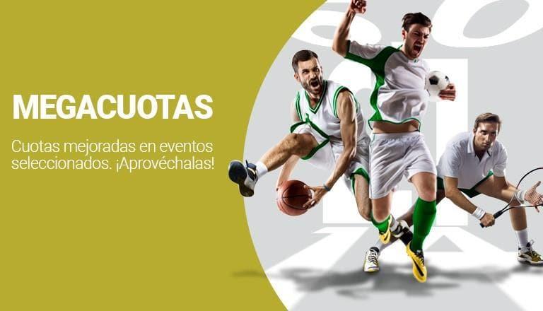 Oferta deportivas de RETAbet Perú