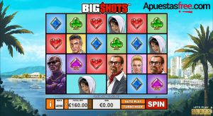 big shots en codere casino