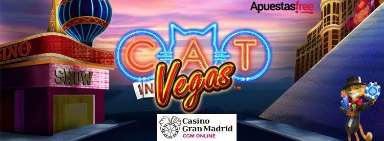 Cat in Vegas Casino Gran Madrid
