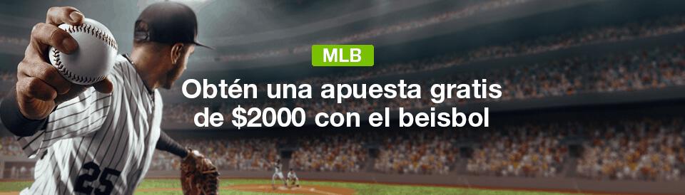 Oferta especial Codere MLB