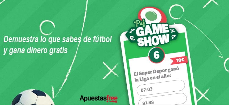 Paf Game Show