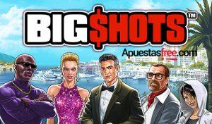 big shots slot codere casino