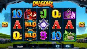 Dragonz betway casino