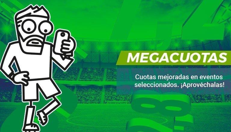 Megacuota RETAbet Perú